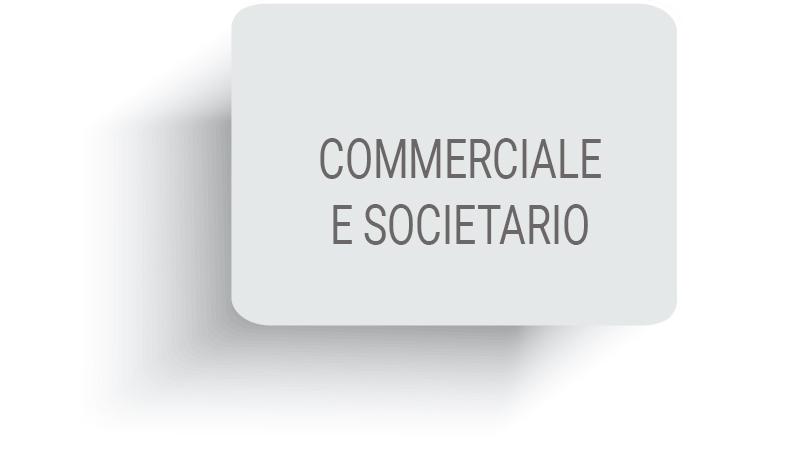 COMMERCIALE E SOCIETARIO Studio legale Galli e associati avvocati e commercialisti