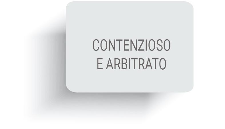 CONTENZIOSO E ARBITRATO Studio legale Galli e associati avvocati e commercialisti