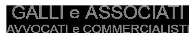 LOGO Studio legale Galli e associati avvocati e commercialisti