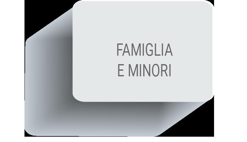 FAMIGLIA E MINORI Studio legale Galli e associati avvocati e commercialisti